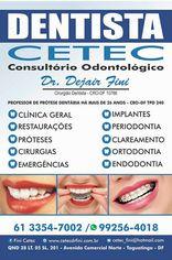 Foto de  Cetec-Centro de Ensino Técnico de Prótese Dentária enviada por Dejair Aparecido Fini em