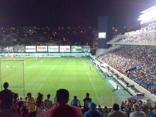 Foto de  Arena Barueri enviada por R. CAMPOS em 23/09/2010