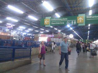 Foto de  Estação Palmeiras-Barra Funda enviada por Eduardo M. Maçan em 14/01/2011