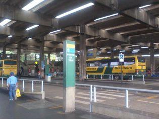 Foto de  Ponto de Taxi do Terminal Rodoviario Jabaquara enviada por Muhamad em