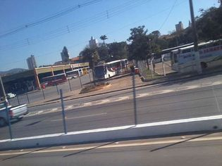 Foto de  Terminal Rodoviário de Pouso Alegre enviada por Felipe Farias em