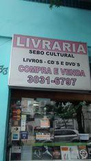 Foto de  Livraria Sebo Cultural - Pinheiros enviada por Rafael Antunes em