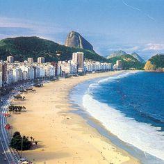 Foto de  Praia de Copacabana enviada por Fabiano em