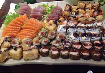 Foto de  Kaishi Sushi enviada por Marcelo Bogobil em 15/01/2014