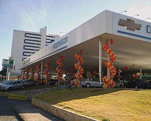 Foto de  Central Vendas Pedragon Concessionaria Chevrolet enviada por Waleria Wilmar Asfora em 17/01/2011