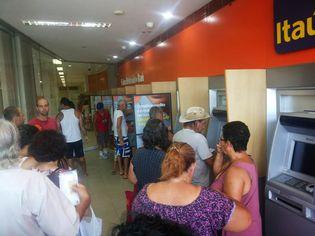 Foto de  Itaú enviada por Vitor Cruz em 29/08/2014
