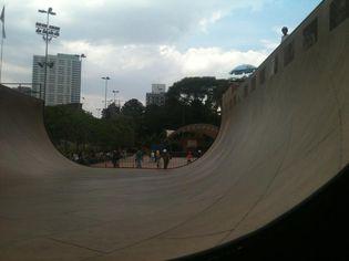 Foto de  Parque Cidade Escola da Juventude Cittá Di Marostica enviada por Christo em 08/10/2011