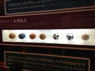 Foto de  Museu do Futebol enviada por Francisco Melo em 21/07/2014