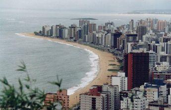 Foto de  Praia da Costa enviada por Fada Azul em