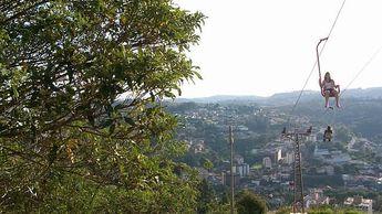Foto de  Teleférico Serra Negra enviada por EAG em