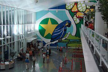 Foto de  Aeroporto Internacional Marechal Rondom enviada por Fada Azul em