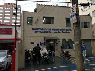 Foto de  Cartório do Registro Civil do 28º Subdistrito Jardim Paulista Sp - Vil enviada por Rafael Siqueira em