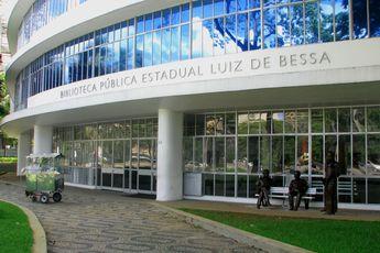 Foto de  Associação dos Amigos Biblioteca Pública Estadual Luiz de Bessa - Func enviada por Giovanna  em 19/08/2014