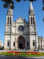 Foto de  Catedral de Curitiba enviada por Luciane Lima em 12/10/2010