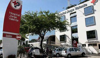 Foto de  Hospital Jorge Valente enviada por Priscilla Nunes em 19/09/2014