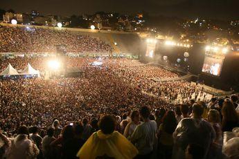 Foto de  Praça da Apoteose - Sambódromo enviada por Giovanna  em