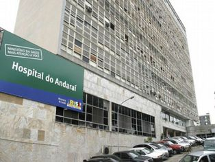 Foto de  Hospital Federal do Andaraí enviada por Apontador em