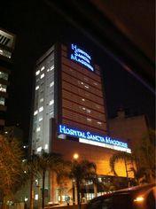 Foto de  Hospital Sancta Maggiore - Itaim enviada por Alê Apontador em 20/09/2011