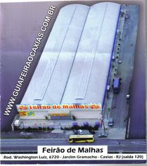 Foto de  Feirao de Malhas Atacado e Varejo-Duque de Caxias enviada por Fariacartao em