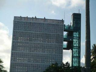 Foto de  Caixa D'Água Alto da Sé | Elevador Panorâmico Olinda enviada por Silvannir Jaques em