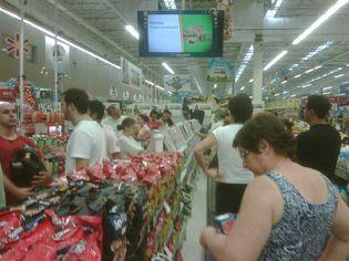 Foto de  Walmart - Pacaembu enviada por Leonardo Andreucci em