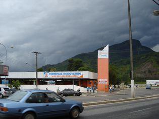 Foto de  Estação Rodoviária - Caraguatatuba enviada por Andressa Senra em