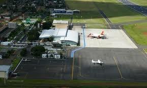 Foto de  Aeroporto de Uberlândia enviada por Lisandra Barros em