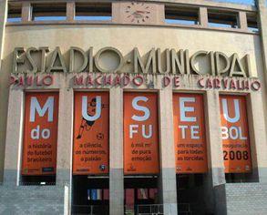 Foto de  Museu do Futebol enviada por Carla Conde em