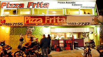 Foto de  Rede Pizza Frita - Osasco enviada por Rafael Silva em