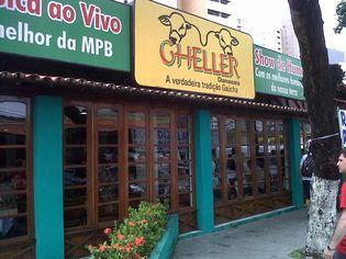 Foto de  Churrascaria Gheller enviada por Leonardo Andreucci em 06/07/2011