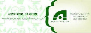Foto de  Arquitécnica - Bairro Amambaí enviada por Ana Beatriz M. Flores em 31/10/2014