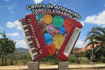 Foto de  Centro de Artesanato Tareco e Mariola enviada por Thomas Cavalcanti Coelho em 27/03/2014