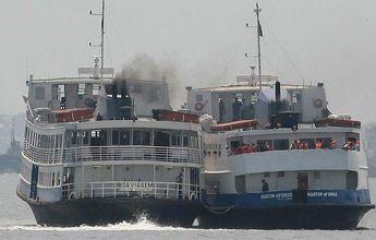 Foto de  Barcas S/A Transportes Marítimos enviada por SantaMaria. em