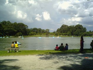 Foto de  Parque Ecológico do Guarapiranga enviada por Thalita Rodrigues em 08/09/2014