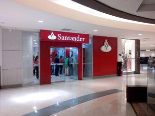 Foto de  Banco Santander - Agência Recife - Shopping Recife enviada por Silvannir Jaques em 15/10/2014