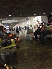 Foto de  Aeroporto Internacional de Brasília - Juscelino Kubitscheck enviada por Alvanter Morais em 02/10/2015