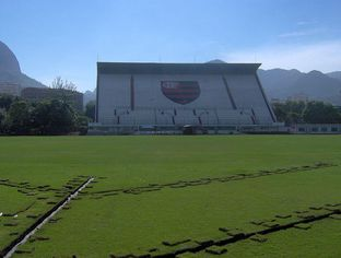 Foto de  Clube de Regatas Flamengo (Estádio da Gávea) enviada por Leonardo Andreucci em