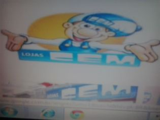 Foto de  Lojas Cem - Tatui - Centro enviada por Milton De Abreu Cavalcante em 10/06/2013