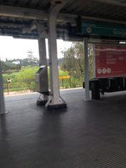 Foto de  Estação Granja Julieta enviada por Adriano Kuik em 28/08/2013