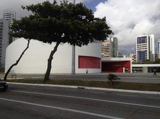 Foto de  Teatro Luiz Mendonça enviada por Rafael Siqueira em