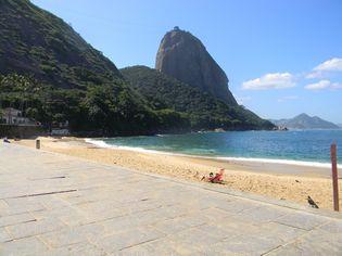 Foto de  Praia Vermelha Bar e Restaurante-24 Horas - Urca enviada por Santinho Santiago em
