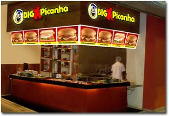 Foto de  Big X Picanha enviada por Patrícia Panza em 16/03/2010