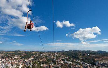 Foto de  Teleférico Serra Negra enviada por Ana Victorazzi em 20/06/2011