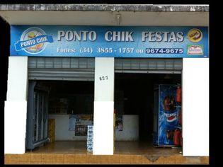 Foto de  Ponto Chik Festas enviada por Diogo em