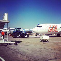 Foto de  Aeroporto Internacional de Campo Grande enviada por João Anzanello em 09/08/2012