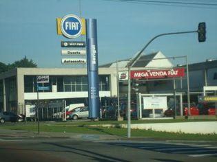 Foto de  Fiat Barigui - Matriz enviada por Paulo Miguel em