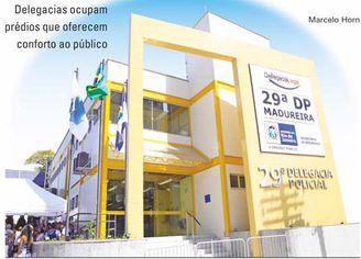 Foto de  Delegacia Policial-Barra Tijuca-16ª Dp - Barra da Tijuca enviada por Edielle Moura em 10/02/2015
