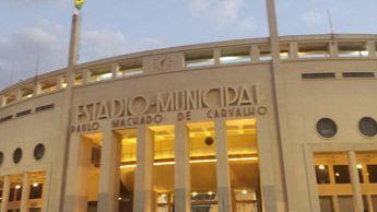 Foto de  Estádio Municipal Paulo Machado de Carvalho - Pacaembu enviada por Luis Ribeiro em 21/08/2013