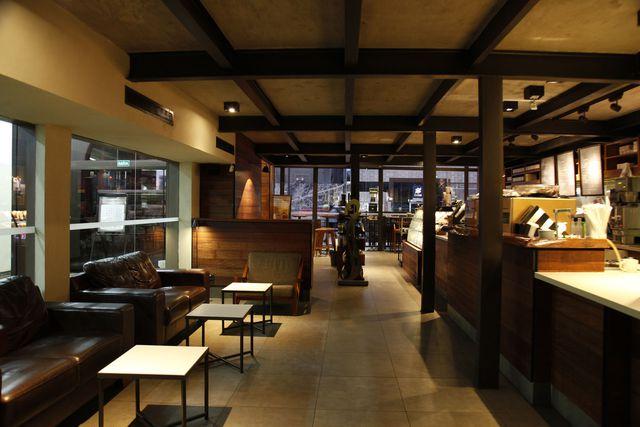Starbucks - Trianon Paulista