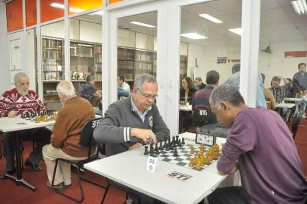 Resultado de imagem para clube de xadrez de sao paulo